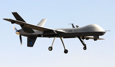 NUCLEAR DRONES